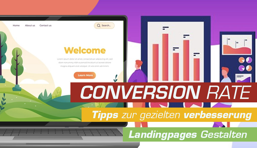 Conversion Rate Landingpage verbessern